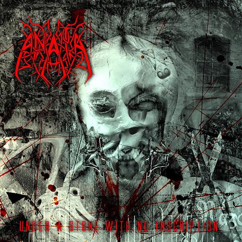 Anata - Under A Stone With No Inscription recenzja okładka review cover