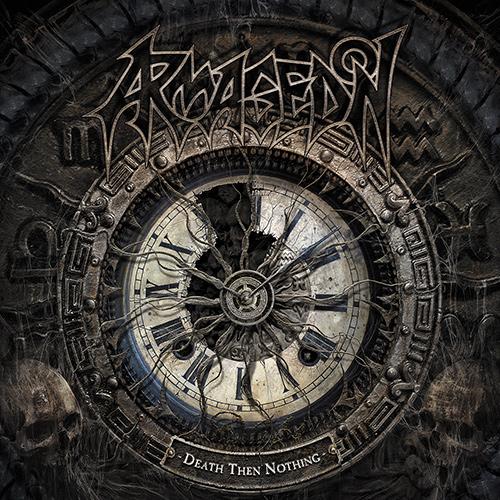 Armagedon - Death Then Nothing recenzja okładka review cover