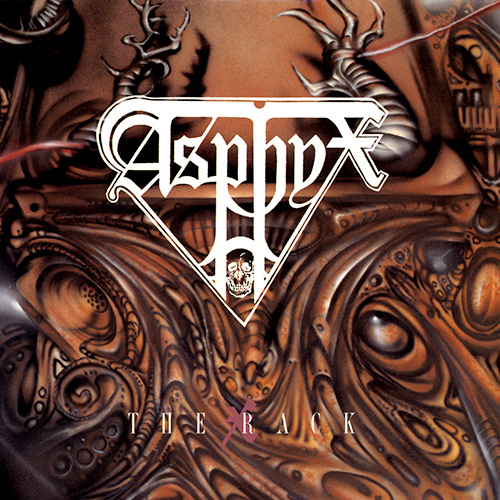Asphyx - The Rack recenzja okładka review cover