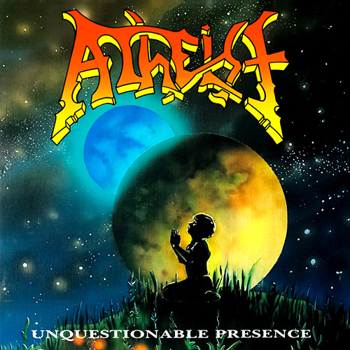 Atheist - Unquestionable Presence recenzja okładka review cover