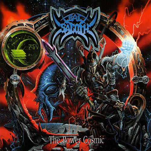 Bal-Sagoth - The Power Cosmic recenzja okładka review cover