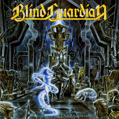 Blind Guardian - Nightfall In Middle-Earth recenzja okładka review cover