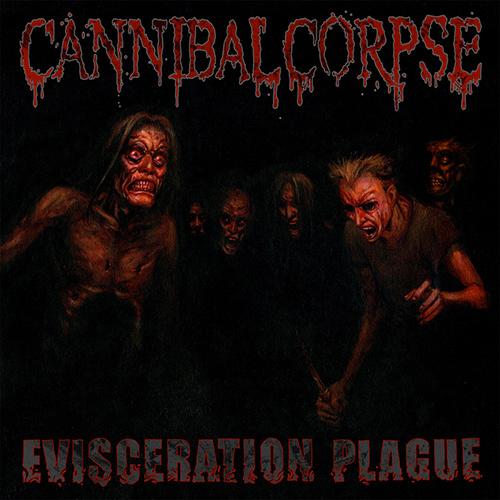 Cannibal Corpse - Evisceration Plague recenzja okładka review cover