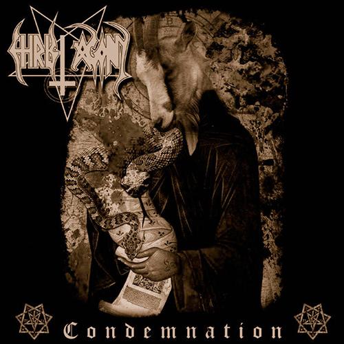 Christ Agony - Condemnation recenzja okładka review cover