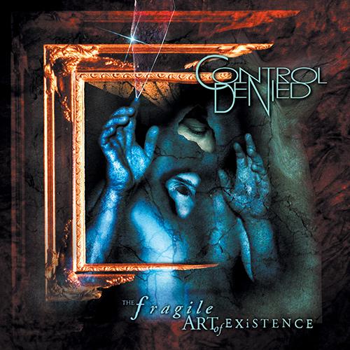 Control Denied - The Fragile Art Of Existence recenzja okładka review cover