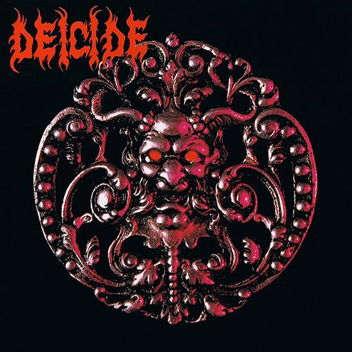 Deicide - Deicide recenzja okładka review cover
