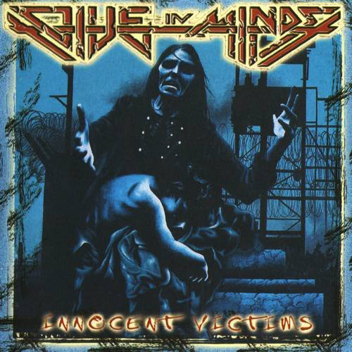 Dive In Minds - Innocent Victims recenzja okładka review cover