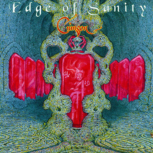 Edge Of Sanity - Crimson recenzja okładka review cover