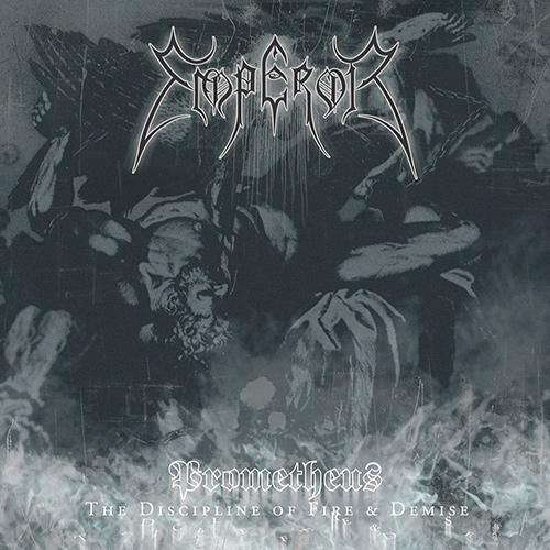Emperor - Prometheus - The Discipline Of Fire & Demise recenzja okładka review cover