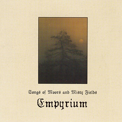 Empyrium - Songs Of Moors And Misty Fields recenzja okładka review cover