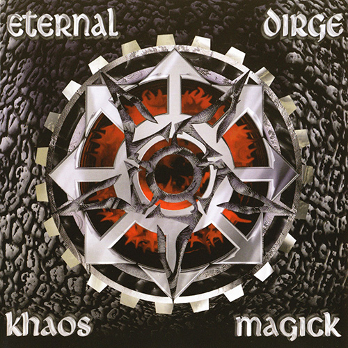Eternal Dirge - Khaos Magick recenzja okładka review cover