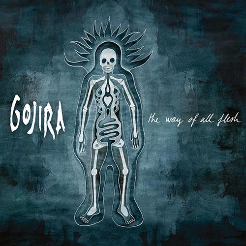 Gojira - The Way Of All Flesh recenzja okładka review cover