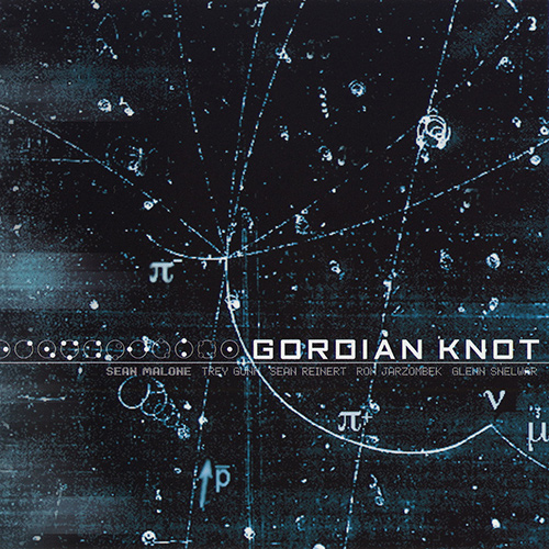 Gordian Knot - Gordian Knot recenzja okładka review cover