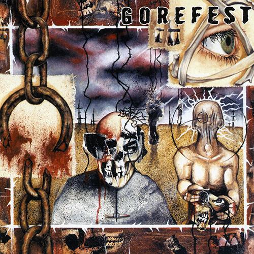 Gorefest - La Muerte recenzja okładka review cover