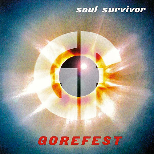 Gorefest - Soul Survivor recenzja okładka review cover