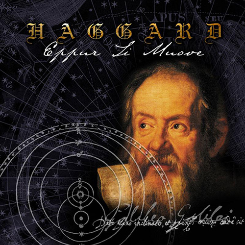 Haggard - Eppur Si Muove recenzja okładka review cover