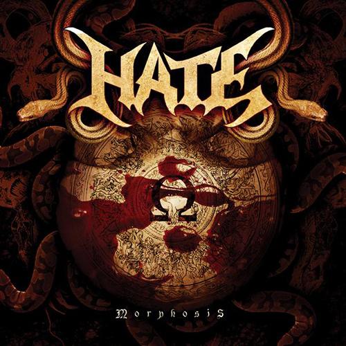 Hate - Morphosis recenzja okładka review cover