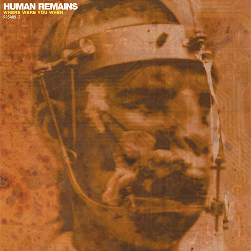 Human Remains - Where Were You When recenzja okładka review cover