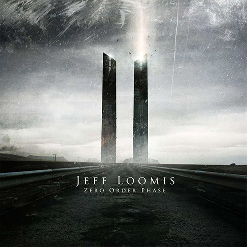 Jeff Loomis - Zero Order Phase recenzja okładka review cover