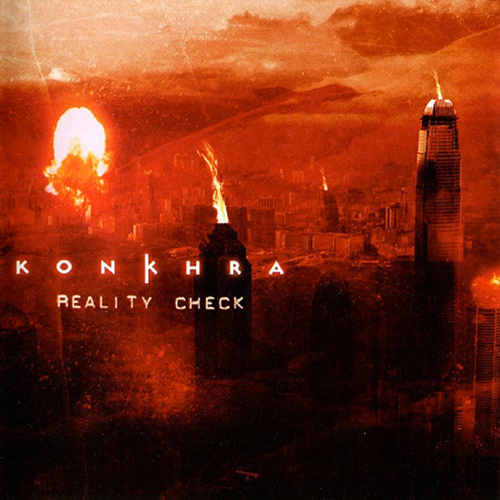 Konkhra - Reality Check recenzja okładka review cover