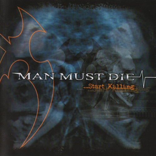 Man Must Die - ...Start Killing recenzja okładka review cover
