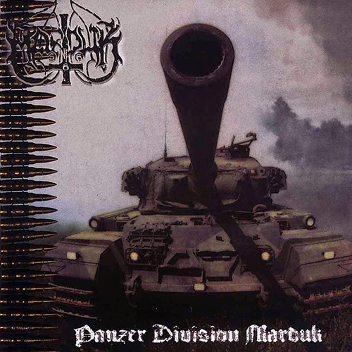 Marduk - Panzer Division Marduk recenzja okładka review cover