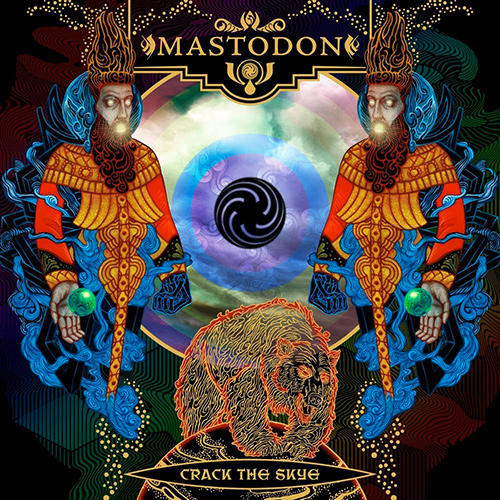 Mastodon - Crack The Skye recenzja okładka review cover