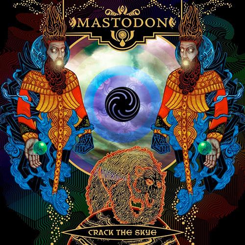 Mastodon - Crack The Skye recenzja okładka review cover