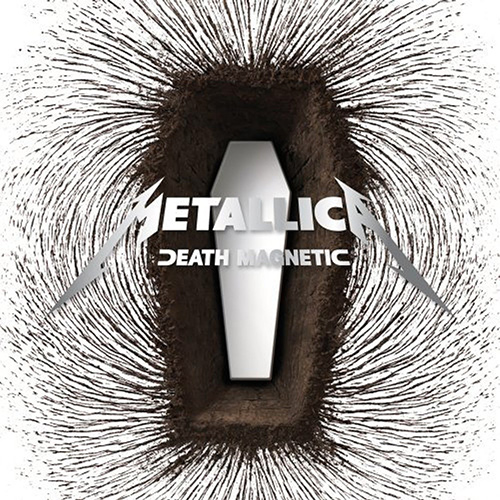 Metallica - Death Magnetic recenzja okładka review cover
