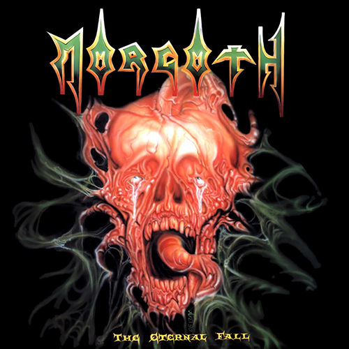 Morgoth - The Eternal Fall recenzja okładka review cover