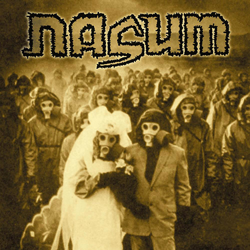 Nasum - Inhale / Exhale recenzja okładka review cover