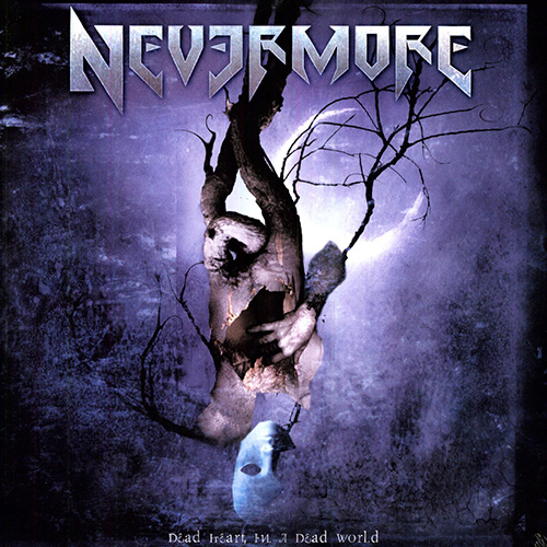 Nevermore - Dead Heart In A Dead World recenzja okładka review cover