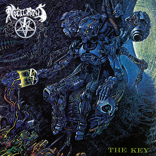 Nocturnus - The Key recenzja okładka review cover
