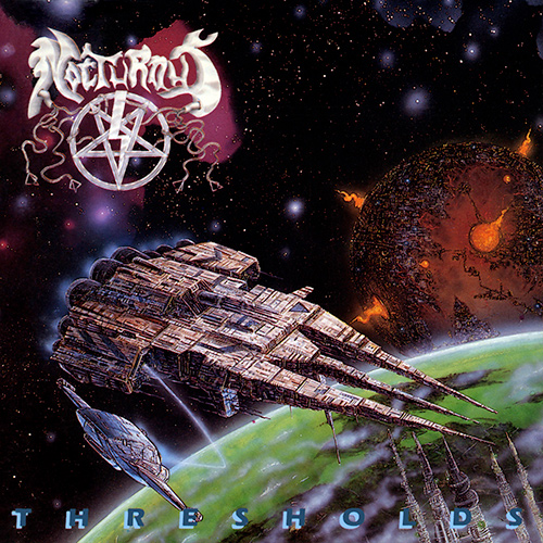 Nocturnus - Thresholds recenzja okładka review cover