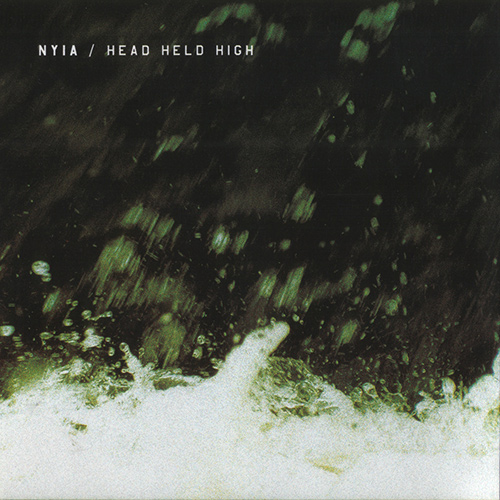 Nyia - Head Held High recenzja okładka review cover