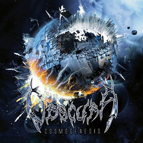 Obscura - Cosmogenesis recenzja okładka review cover