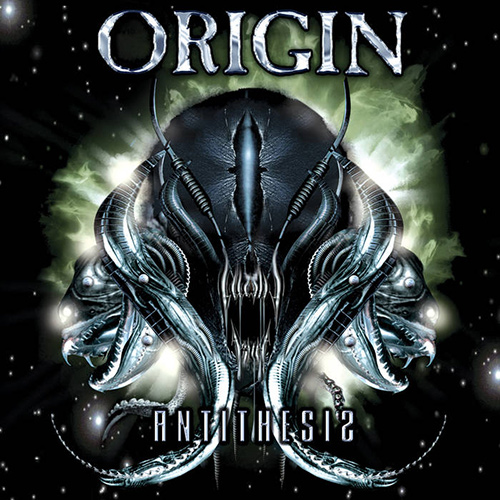 Origin - Antithesis recenzja okładka review cover