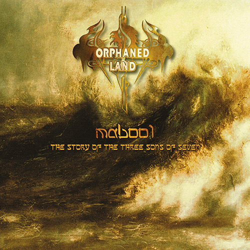 Orphaned Land - Mabool recenzja okładka review cover