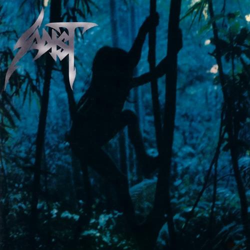 Sadist - Tribe recenzja okładka review cover