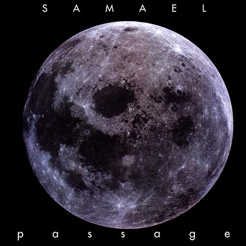 Samael - Passage recenzja okładka review cover