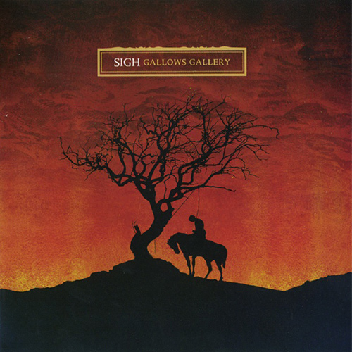 Sigh - Gallows Gallery recenzja okładka review cover