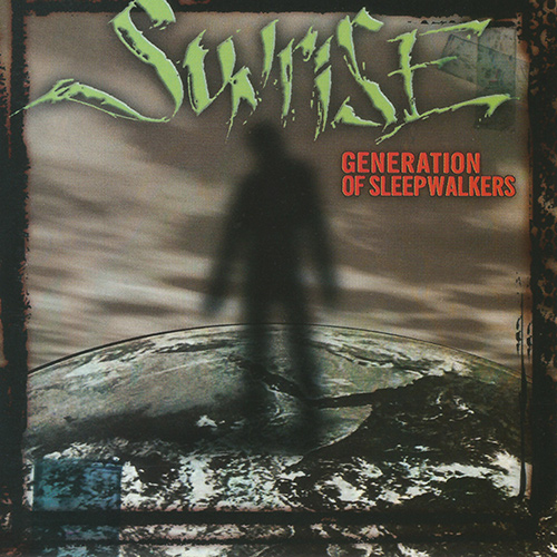 Sunrise - Generation Of Sleepwalkers recenzja okładka review cover