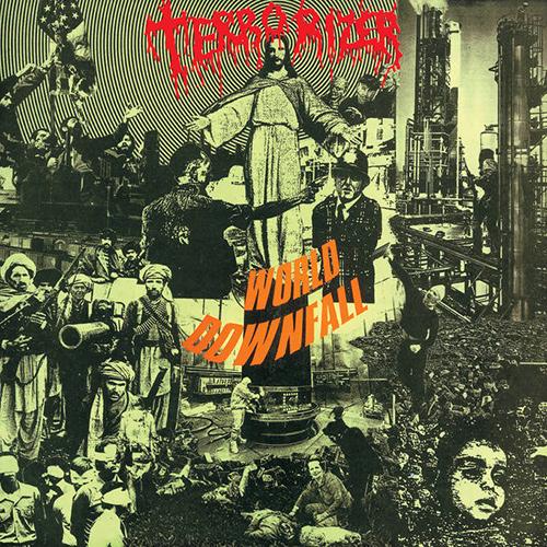 Terrorizer - World Downfall recenzja okładka review cover