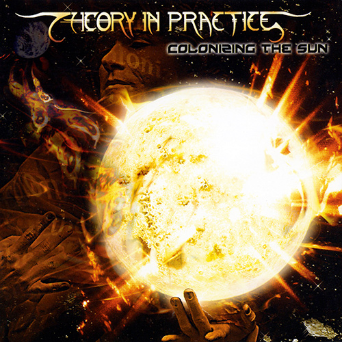 Theory In Practice - Colonizing The Sun recenzja okładka review cover