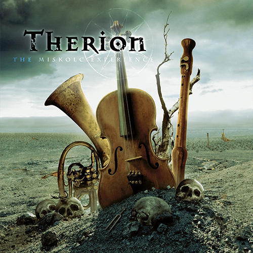 Therion - The Miskolc Experience recenzja okładka review cover