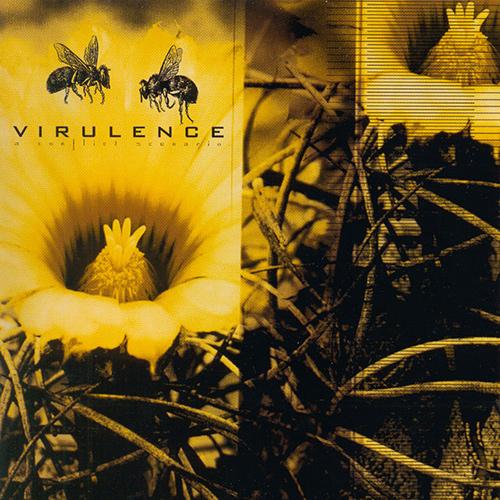 Virulence - A Conflict Scenario recenzja okładka review cover