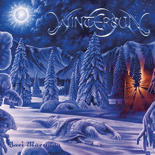 Wintersun - Wintersun recenzja okładka review cover