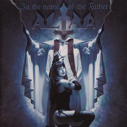 Altar - In The Name Of The Father recenzja okładka review cover