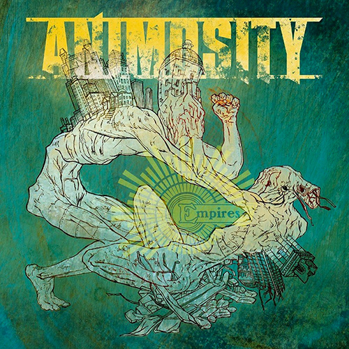 Animosity - Empires recenzja okładka review cover