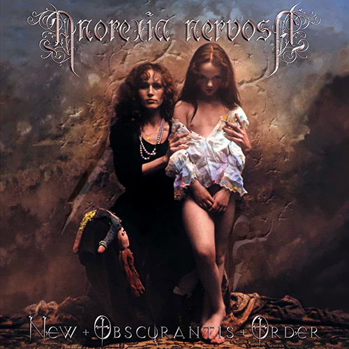 Anorexia Nervosa - New Obscurantis Order recenzja okładka review cover